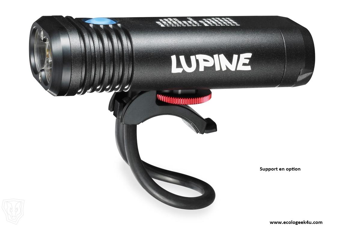 Lampe torche lupine piko tl minimax 1500lumens lampe puissante qui tient dans la main - Lampe torche la plus puissante ...