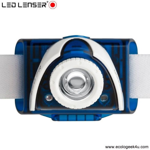 led lenser seo7r pro lampe frontale rechargeable 220 lumens. Black Bedroom Furniture Sets. Home Design Ideas