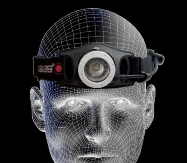 led lenser h7 2 lampe frontale l g re puissante avec focus. Black Bedroom Furniture Sets. Home Design Ideas