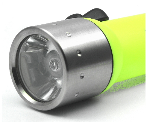 Led Lenser Frogman D14 daylight lampe de plongée à LED + 4 ...