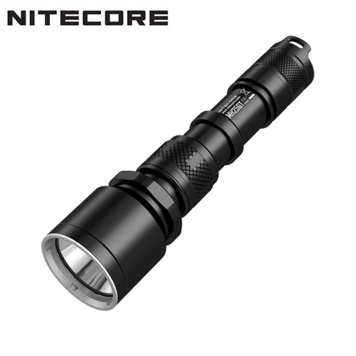 Lampe torche nitecore mh25gt 1000lumens rechargeable en usb torche de chasse longue port e - Lampe torche puissante longue portee ...