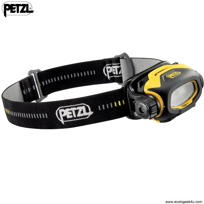 lampe frontale petzl pixa 1 lampe professionnelle atex. Black Bedroom Furniture Sets. Home Design Ideas