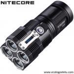 Lampe Torche Nitecore TM26GT - 3500Lumens modèle portée de 704m