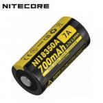 Batterie Nitecore IMR NL18350A IMR - 700mAh 3.7V  Li-Mn