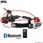 Lampe Frontale Petzl NAO+ 750Lumens Bluetooth