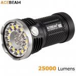 Lampe Torche ACEBEAM X80 - 25000Lumens