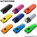 Lampe Torche Nitecore Tube - 45Lumens rechargeable ultra légère
