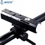 Lampe Torche vélo VTT Niteye BR30 - 1800Lumens USB C batterie 21700