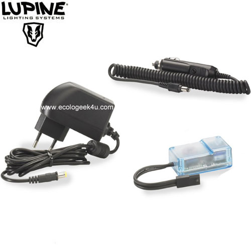 Lupine Micro chargeur