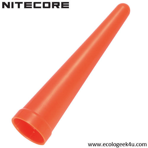 Nitecore cône diffuseur orange