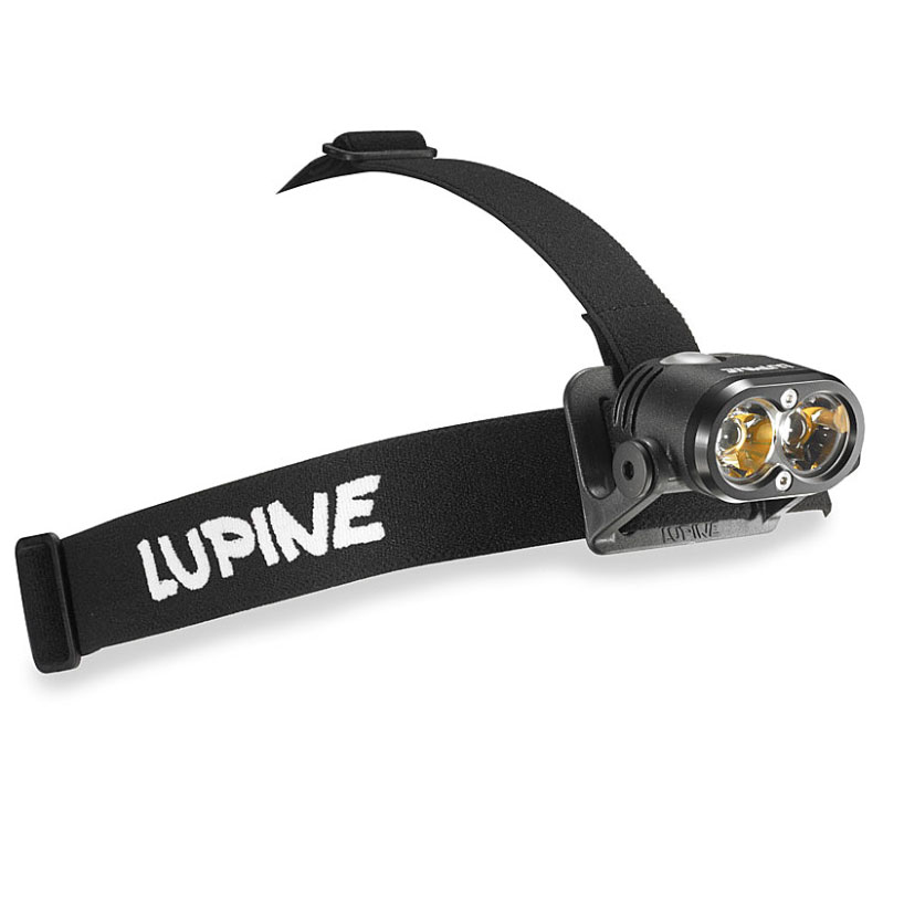 Lampe Frontale Lupine PIKO RX4 SC 1800 Lumens