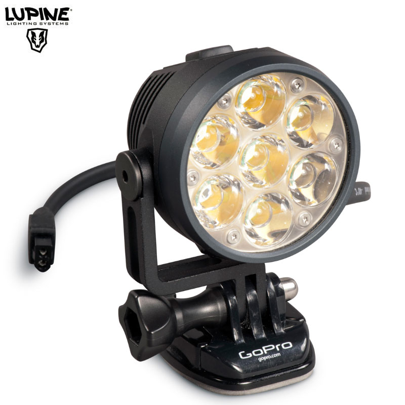 Lupine Caméra Pour Pied R Gopro Support Lampe Betty kuTXwPOZi