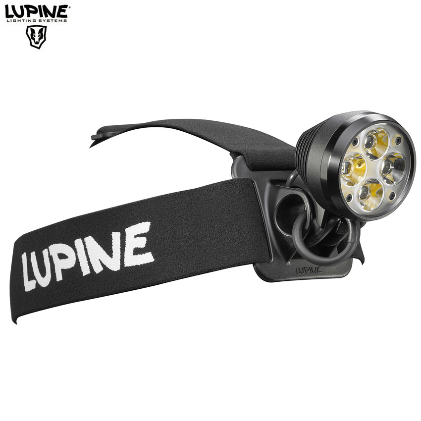 Lampe frontale Lupine WILMA RX14 - 3200Lumens