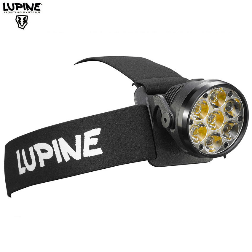 Lampe frontale Lupine BETTY RX7 - 5000Lumens