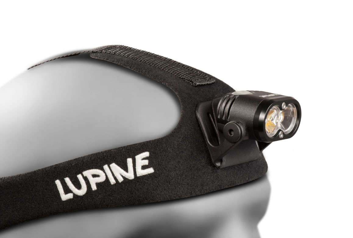 Lupine Piko Rx Duo Sc 1800lumens Lampe Frontale Rechargeable Mega