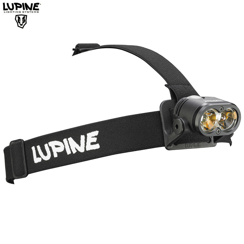 Frontale Lupine PIKO RX DUO 1800 Lumens