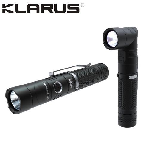 Klarus ar10 Pli Lampe au Chapeau avec 1080 LM Angle Lampe