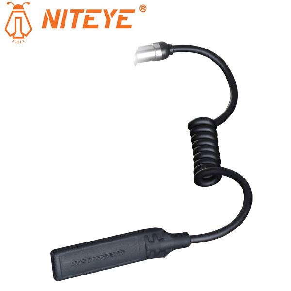 interrupteur d port niteye rm03 pour la lampe torche rrt 3. Black Bedroom Furniture Sets. Home Design Ideas
