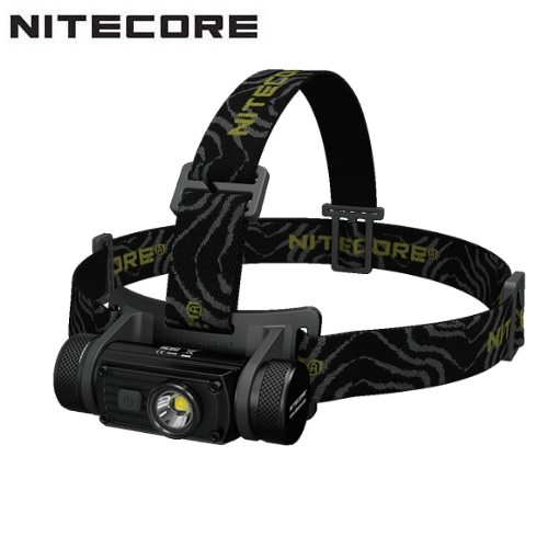 Lampe frontale Nitecore HC60 rechargeable - 1000Lumens