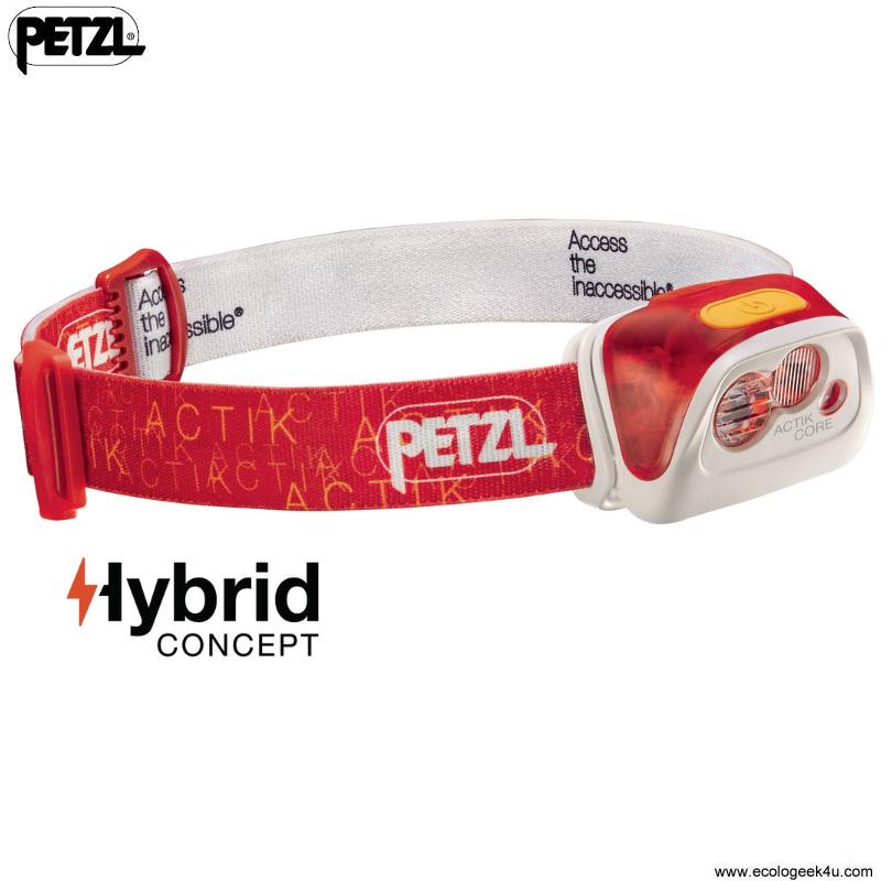 Lampes Frontales Petzl Pixa Nao Actik Core Ultra Duo Tikka