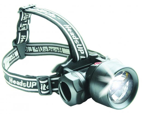 Lampe Peli HeadsUp Lite 2680 Recoil Led