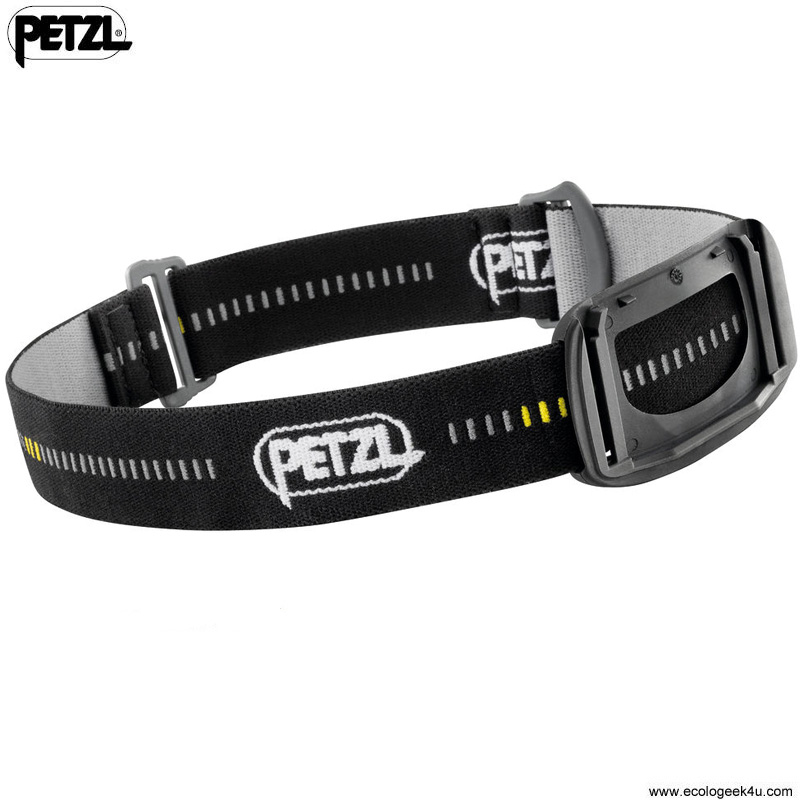 bandeau textile platine pour lampe frontale petzl pixa lampe frontale professionnelle atex. Black Bedroom Furniture Sets. Home Design Ideas