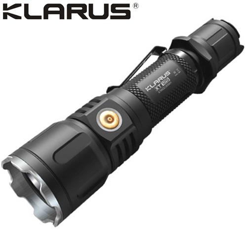 Klarus Xt12s Lampe Torche Tactique 1600lumens Rechargeable Ultra