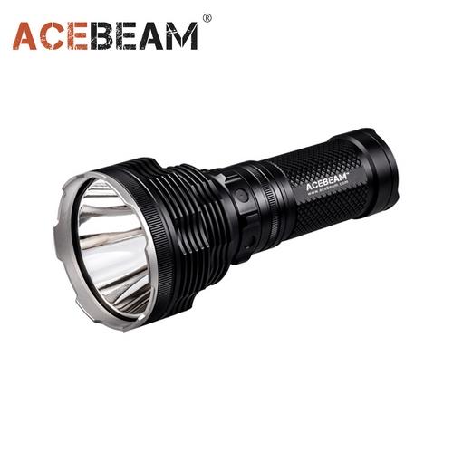 Lampe torche acebeam k70 2600lumens phare projecteur tr s longue port e 1300 m tres ultra - Lampe torche puissante longue portee ...