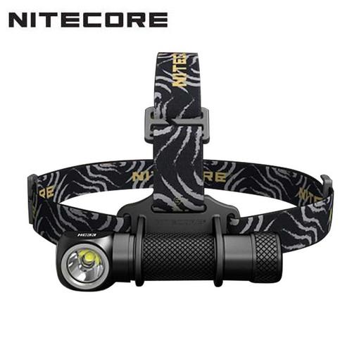 Frontale Frontale Nitecore Hc33 Lampe Lampe 1800lumens Nitecore EDH9I2