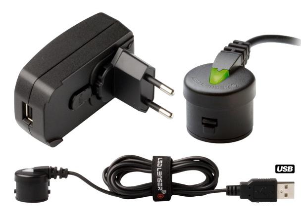 Led Lenser M7r Pro Lampe Torche Rechargeable 400 Lumens