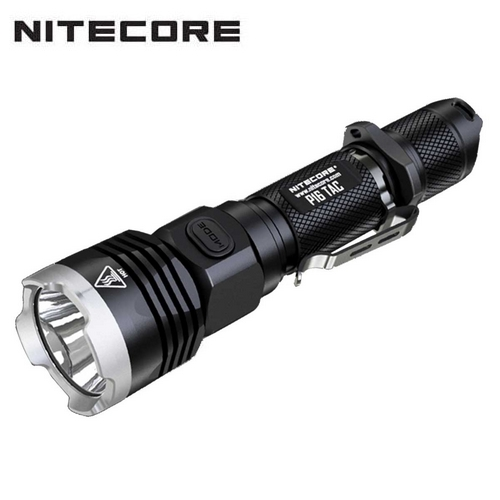 lampe torche nitecore p16 tac 1000lumens lampe torche de chasse longue port e. Black Bedroom Furniture Sets. Home Design Ideas