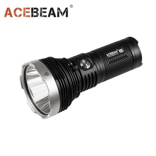Lampe torche acebeam k65 6500lumens tr s longue port e 1014 m tres ultra puissante - Lampe torche puissante longue portee ...
