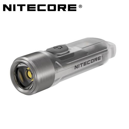 Nitecore USB Olive Lanterne Poche Rechargeable
