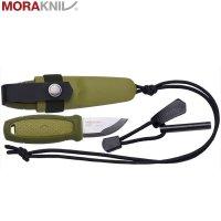 Couteau Morakniv Eldris kit vert, buschcraft, survie