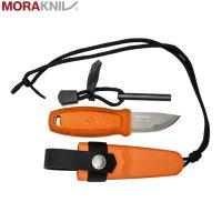 Couteau Morakniv Eldris kit orange, buschcraft, survie, pêche, chasse