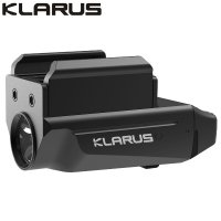 Lampe arme de poing Klarus GL1 - 600 Lumens rechargeable