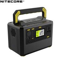 Station d'alimentation portable Nitecore NPS400 117 000 mAh (117Ah)