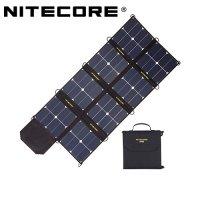Panneau Solaire Pliable Nitecore FSP100 100W