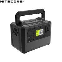 Station d'alimentation portable Nitecore NPS600 165 000 mAh (165Ah)