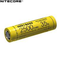 Batterie Nitecore IMR 18650 2500mAh 3.7V 35A
