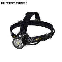 Lampe frontale Nitecore HU60 rechargeable - 1600Lumens