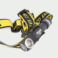 Lampe frontale Armytek Wizard Pro Magnet USB 2300Lumens XHP50 - rechargeable en USB