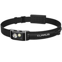Lampe Frontale Klarus HR1 PLUS - 600 Lumens rechargeable