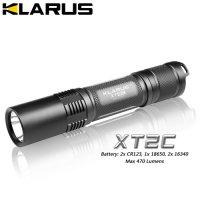 Lampe Torche Klarus XT2C - 900Lumens