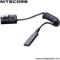 Interrupteur déporté Nitecore RSW2D, lampes P12GTS, MH12GTS, MH25GTS