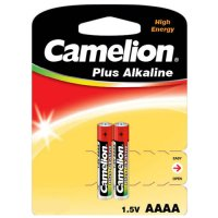 Piles Camelion LR61 (AAAA) - Pack de 2 piles