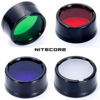 Nitecore filtres diamètre 23mm