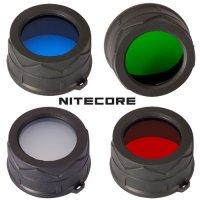 Nitecore filtres diamètre 40mm