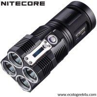 Lampe Torche Nitecore TM26 QUADRAY - 4000Lumens
