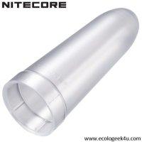 Nitecore cône diffuseur transparent dépoli